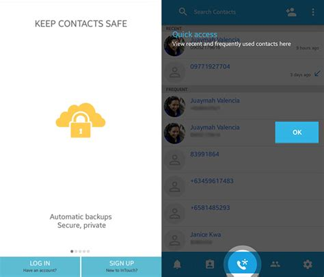 contacts app android 5 apps that sync ios and android contacts