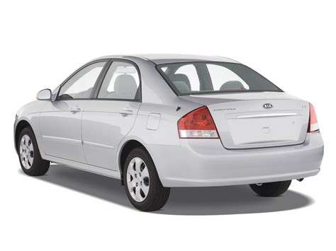 2007 Kia Spectra Reviews And Rating
