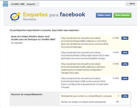 si e social microsoft technet wiki resultados da votação para escolher os