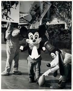 Vintage Disneyland Tickets