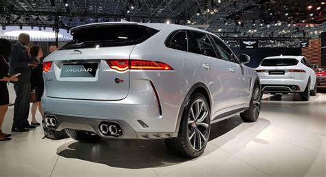 2019 jaguar f pace svr 2019 jaguar f pace svr review price interior engine