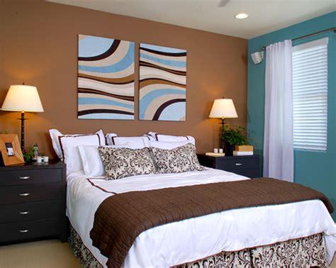 chambre turquoise et noir turquoise brun décor de chambre à coucher