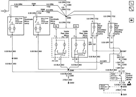 oldsmobile intrigue air conditioning wiring diagram