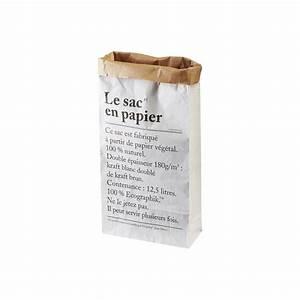 Sac Papier Kraft Deco : small paper bag 3 merci gifts wishlist sac en papier petits sacs en papier et ~ Dallasstarsshop.com Idées de Décoration