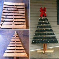 Impressive Design Ideas Christmas Pallets Decorations