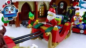Vidéos De Lego : la casa de santa claus de lego especial navidad 2015 youtube ~ Medecine-chirurgie-esthetiques.com Avis de Voitures