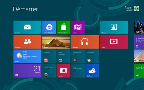 afficher icone bureau comment afficher directement le bureau sous windows 8