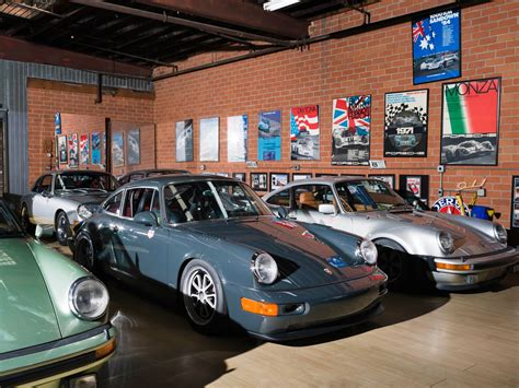 magnus walker take a 360 video tour of a porsche modder magnus walker 39 s