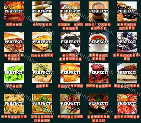 100 pics solution cuisine guess food 2015 level 81 100 answers 4 pics 1 word answers what s the word emoji