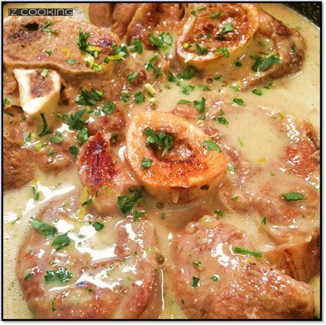 cuisiner osso bucco recette osso bucco de veau swyze com