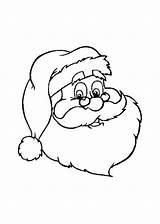 Claus Santa Papa Noel Colorear Coloring Pintar Cara Dibujos Imprimir Navidad Dibujo Christmas Dibujar Printable Pdf Dibujosparacolorear Clipart Faciles Primarygames sketch template