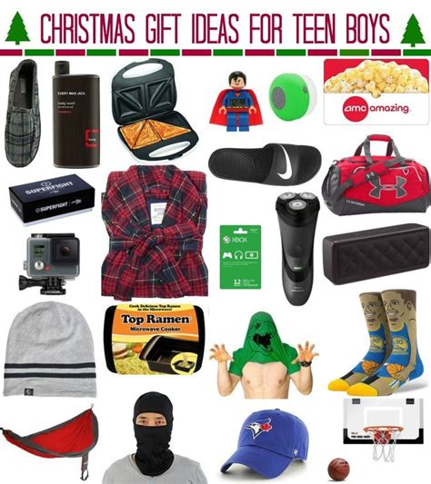 christmas gifts for teenage guys 2017 best template idea