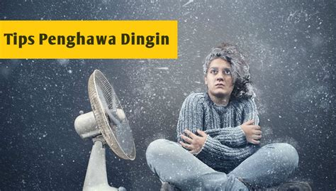 tips penghawa dingin  penggunaan air cond  jimat