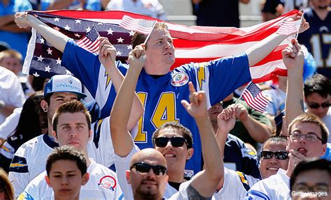 Qualcomm Stadium Server Trips, Loses ,000 … And Chargers