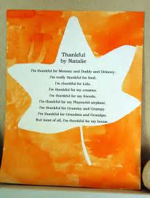 new 1 thanksgiving poems for