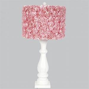 Pink lamps 10 excellent presents for girls and women for Light pink floor lamp shade