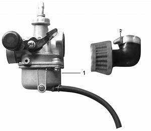 Chinese Scooter Carburetor Diagram Pictures To Pin On Pinterest