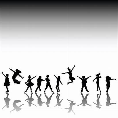 Clipart Dance Dancing Clip Silhouette