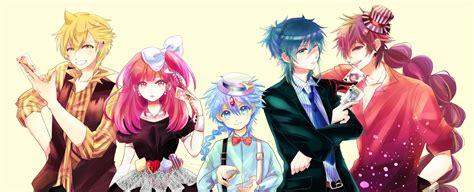 Magi Anime Wallpaper - magi the labyrinth of magic ali baba saluja magi
