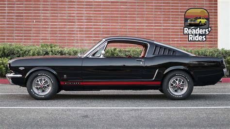 mile fastback  mustang gt  code owned