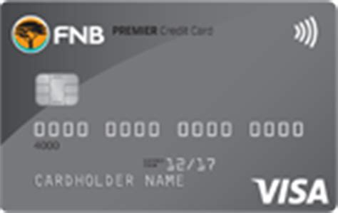 We did not find results for: Premier Credit Account - Premier Banking - FNB