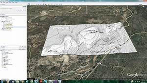 Visualizing Contour (Topographic) Maps In Google Earth ...