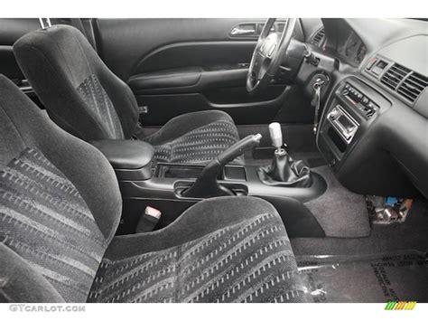 2001 Honda Prelude Type Sh Interior Photos