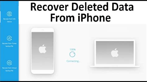 how to retrieve deleted texts iphone how to recover deleted photos contacts messages from 3112
