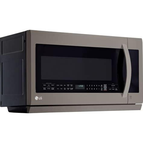 LMHM2237BD   LG 2.2 cu. ft. Over the Range Microwave Oven