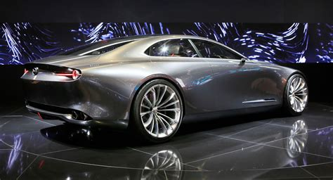 Is Mazda Vision Coupe The Best 'concept Car Of The Year