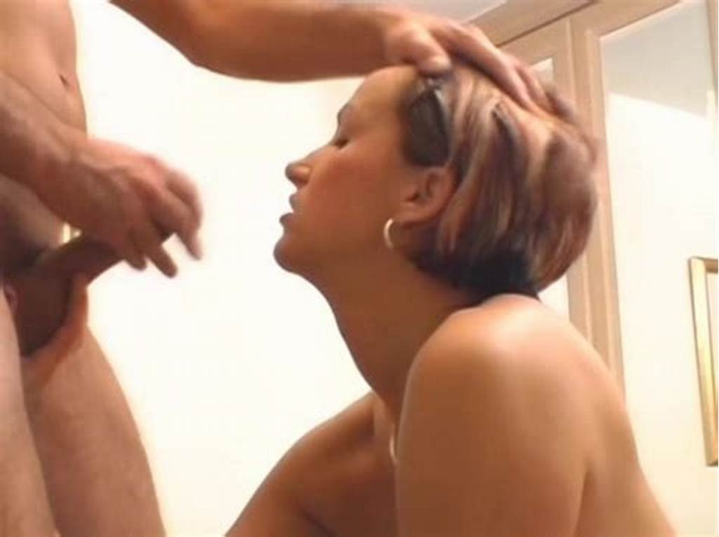 #Cute #Short #Haired #Muscovite #Takes #It #In #Her #Ass