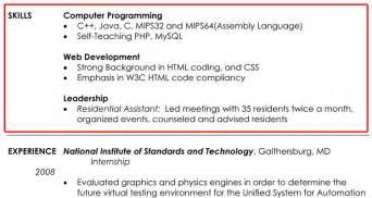 most important computer skills for resume computer skills resume sle