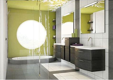 couleur tendance pour salle de bain