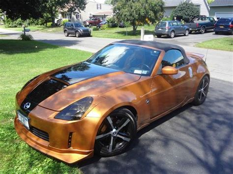 Find Used 2005 Nissan 350z 35th Anniversary Edition Coupe