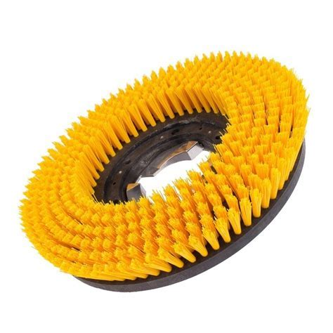13 inch Rotary Floor Scrubbing Brush