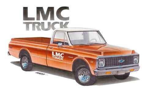 Ready, Aim, Name  Lmc Truck 1972 Chevrolet K10 Naming
