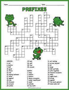 crosswords  kids images printable crossword