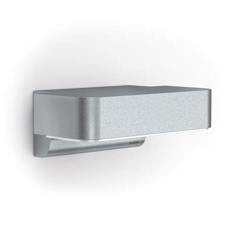 led outdoor wall lights enhance the architectural