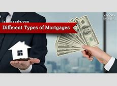 different mortgage types