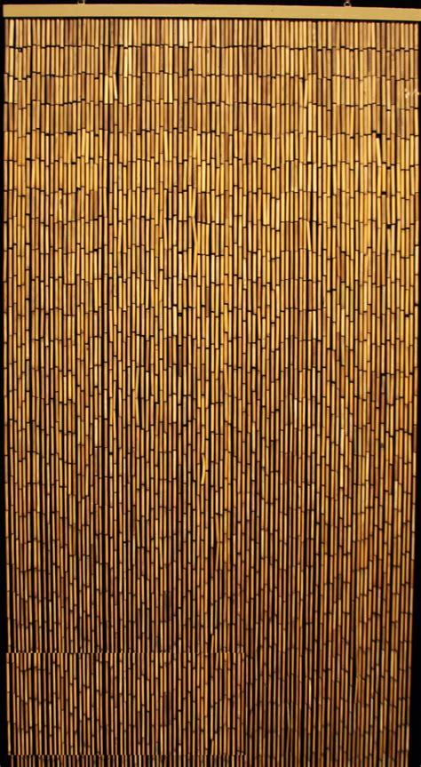 bamboo door curtains plain bamboo beaded curtain 90 strands 35 x 75 78