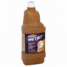 Swiffer Wet Jet Solution, Wood Floor Cleaner Refill, 338