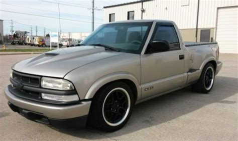 Purchase Used 98 S10 Ls Conversion 53 Liter Single Cab
