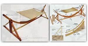 DIY Hammock Stand • WoodArchivist