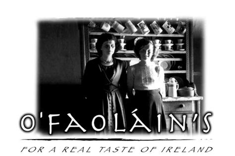 ofaolains   real taste  ireland private parties