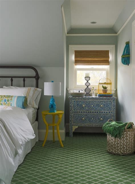 Dishy Seafoam Green Benjamin Moore Bedroom Traditional
