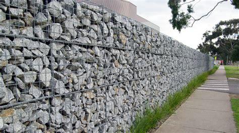Gabion Rock Cages in Al-Ten, stainless steel 316L, c ...