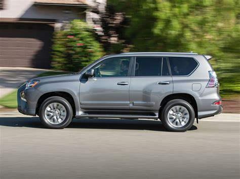 suv lexus new 2017 lexus gx 460 price photos reviews safety