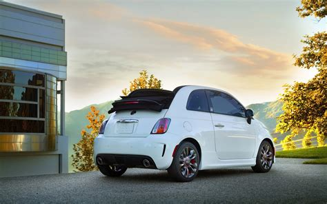 2014 fiat 500c gq edition 3 wallpaper hd car wallpapers