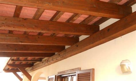 tettoie in legno e tegole tettoie porticati pensiline e verande in legno