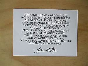 best 25 wedding gift poem ideas on pinterest With wedding invitation wording no gifts charity